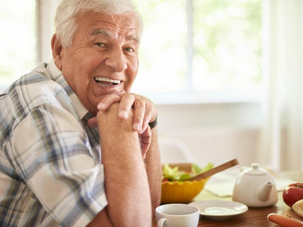 Nutrition for Older Men