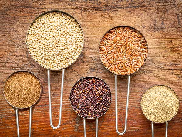 Grains in Cups | What is a Whole Grain?