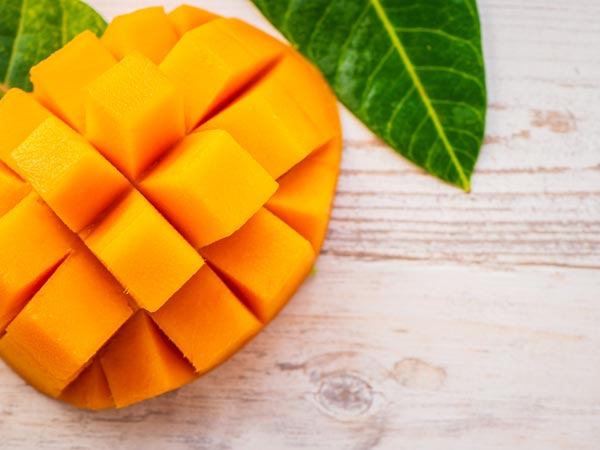 Juicy Mango Gelatin Recipe