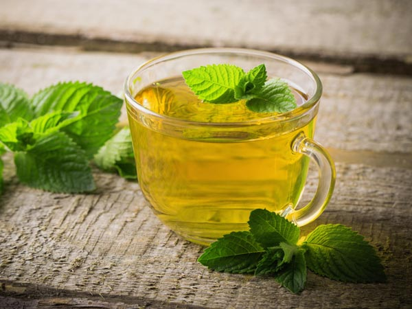 Image result for Fresh Mint Tea