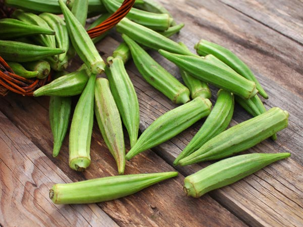 Easy Okra And Tomatoes Recipe