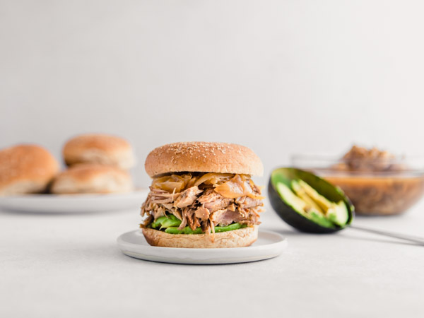 Pulled Mexican Pork Recipe