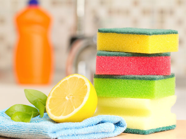 Dos and Donts of Kitchen Sponge Safety