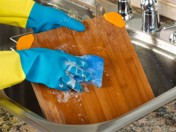 Safe Care And Washing Of Cutting Boards