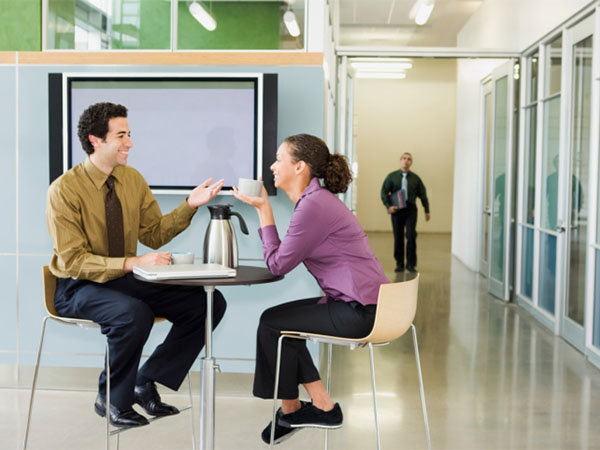 Desktop Dining Study Reveals Office Break Rooms Germ Ridden And Often  Highly Contaminated