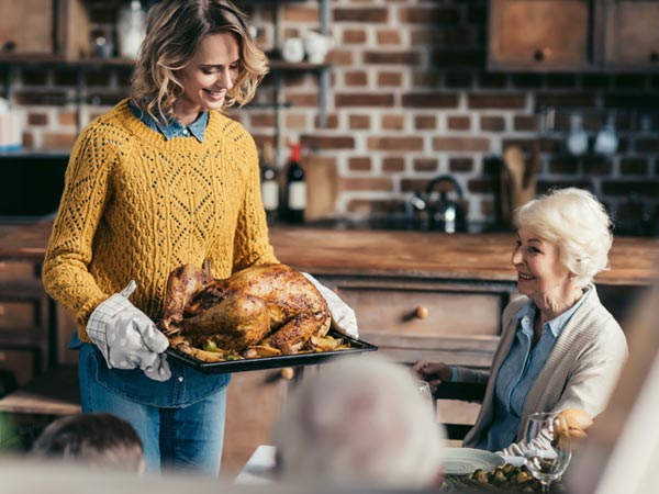 Holiday Meals: Food Safety Tips