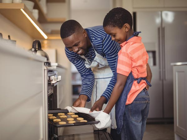 The Joy of Cooking with Kids During the Holidays
