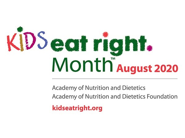 Kids Eat Right Month - August 2019