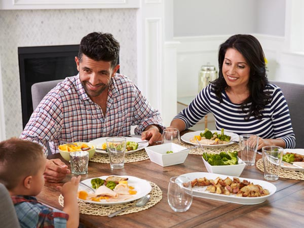 Teaching Good Table Manners To Kids