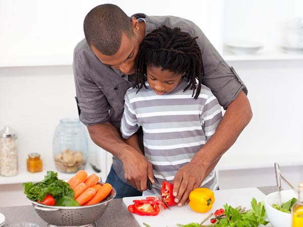 tips to keep your vegetarian child healthy